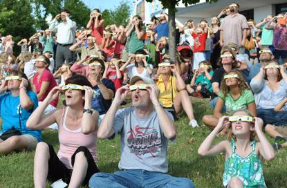 Solar Eclipse Puts a Dent in Netflix Viewership