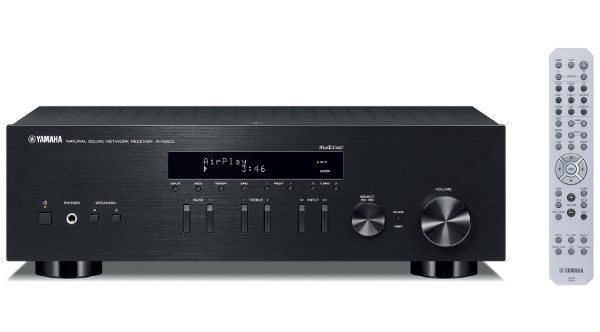 Yamaha Introduces $350 Stereo Receiver
