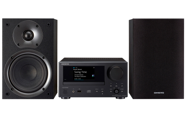 Onkyo Announces Hi-Fi Minisystems