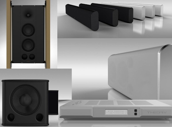 Theory Audio Design to Make Its Debut at CEDIA