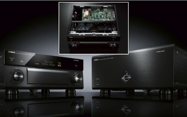 Yamaha Announces AI-Infused AV Preamp and Amp