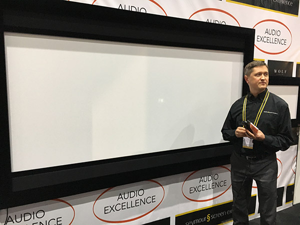 SSE Bows Neo Transparent Screen