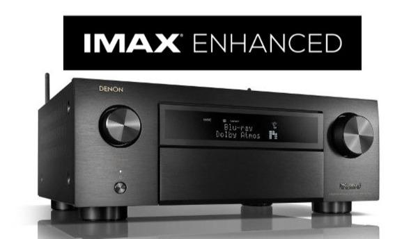 Denon, Marantz to Unveil Imax Enhanced AV Receivers