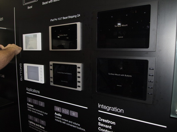 iPort Finds New Ways to Control Homes, Sonos Systems