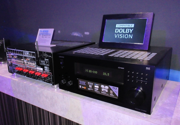 Digital Amps Spread in Onkyo and Pioneer AVRs