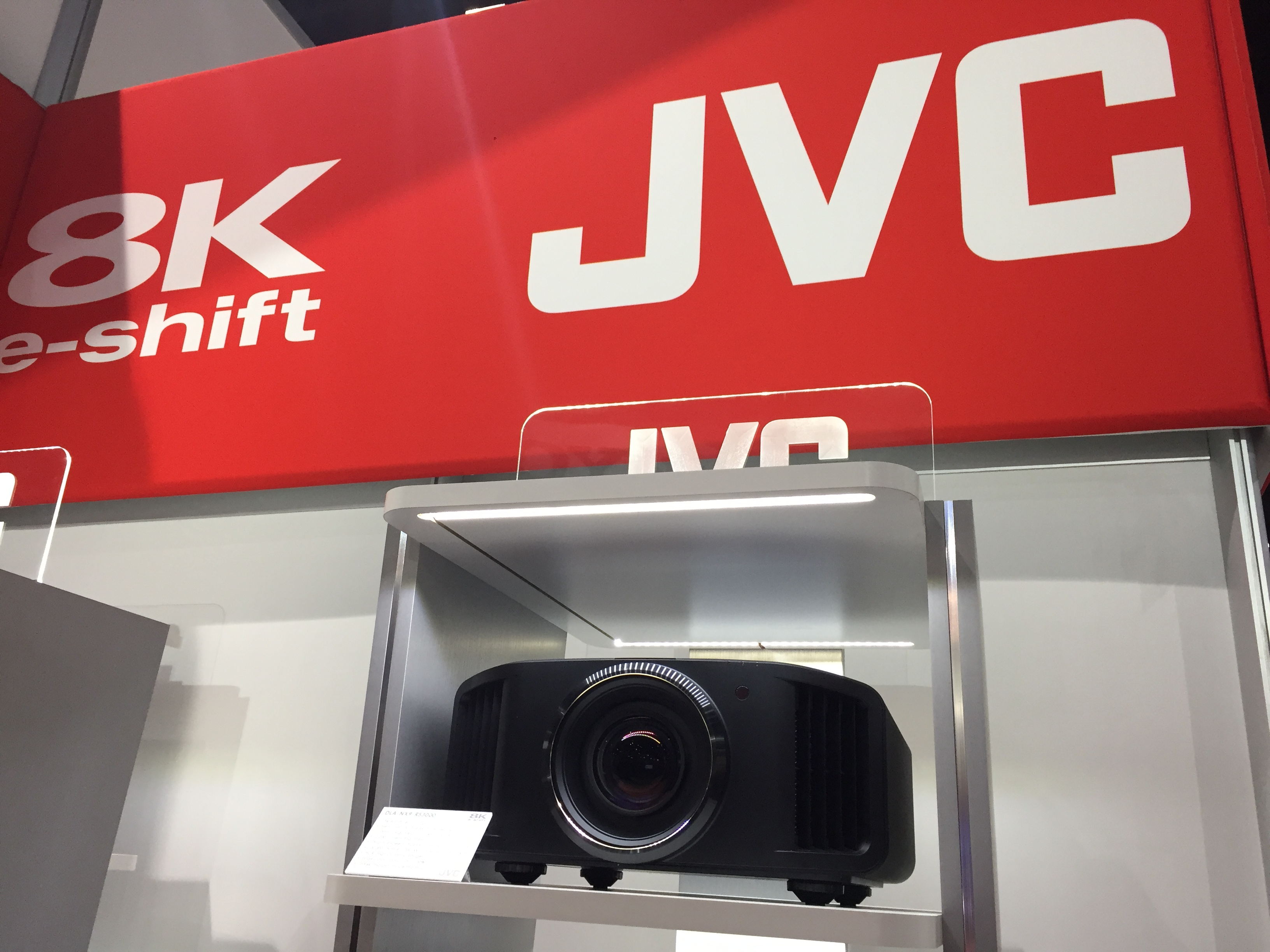 JVC Shifts to Native 4K with New Projectors