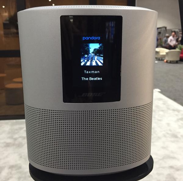 Bose Joins Smart Speaker Parade