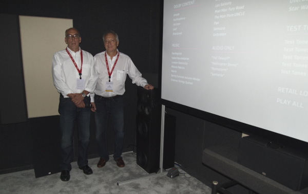 $100,000+ Home Theater Features International Flavor