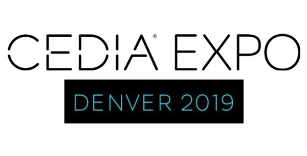 CEDIA Expo 2019: Off and Running