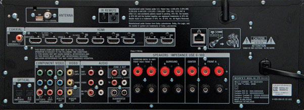 sony str dn1040 av receiver sound vision rh soundandvision com Sony STR Receivers Sony STR-DN 1040 Receiver