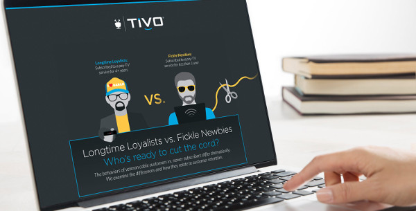 TiVo: 1 in 4 Consumers Ready to Cut or Reduce Pay TV