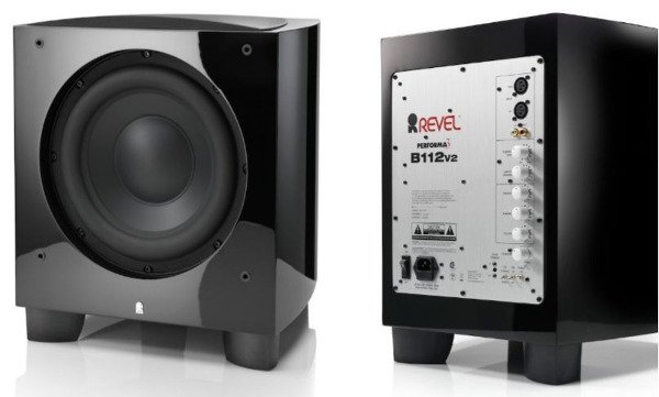 Revel's New, Upgraded Subwoofers Due Out this Fall