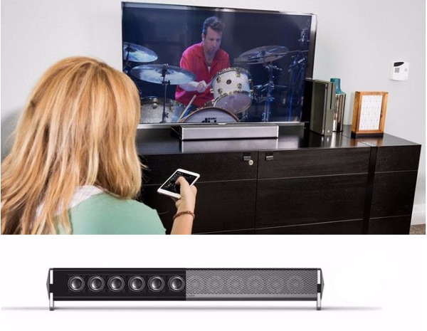 '3D-Audio Soundbar' Nails Crowdfunding Goal in Days