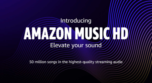 Amazon Ups Audio Quality with Amazon Music HD