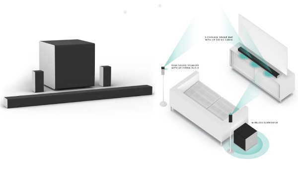 Vizio's Announces Upscale, Atmos-Enabled Soundbars