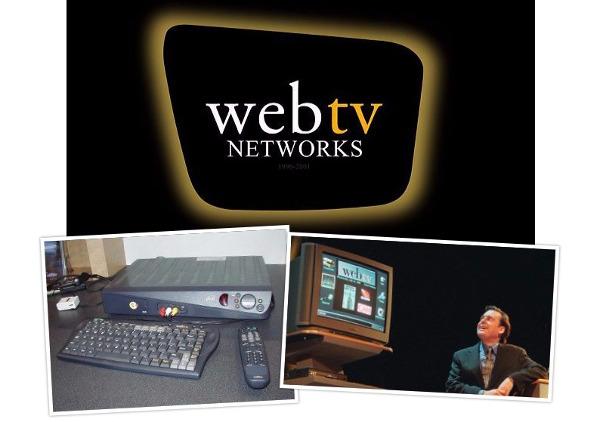 Flashback 1997: Microsoft Shows Off WebTV