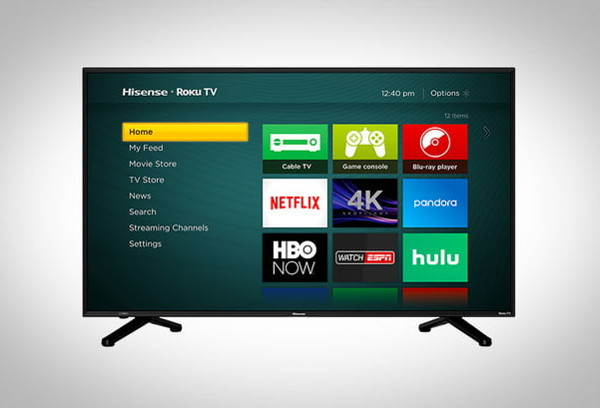 Hisense Ships Roku-Enabled 4K TVs