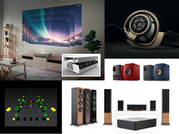 A/V Makers Welcome Autumn with New Gear