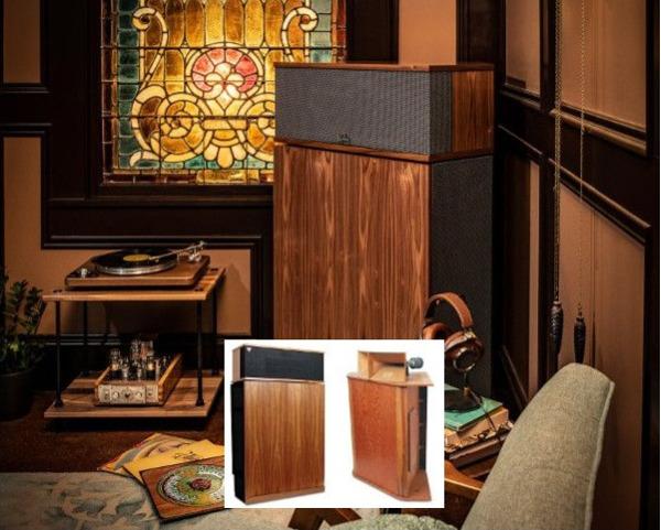 Klipsch Updates the Klipschorn — the Speaker that Started it All