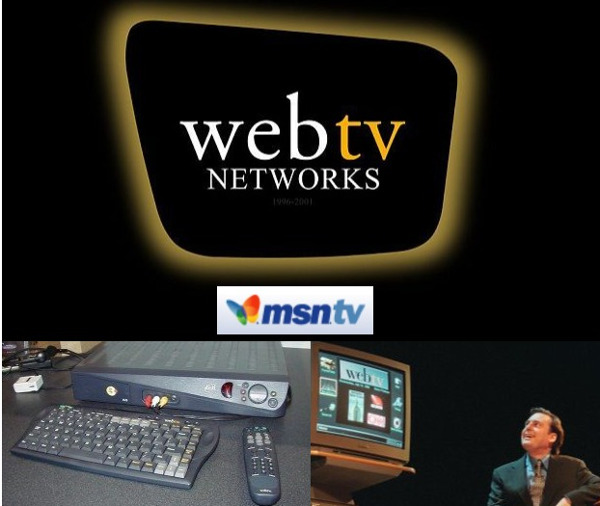 Flashback 1996: WebTV Aims to Televise the Internet