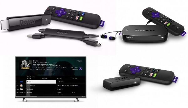 Roku Announces 5 Streaming Players, Updates OS