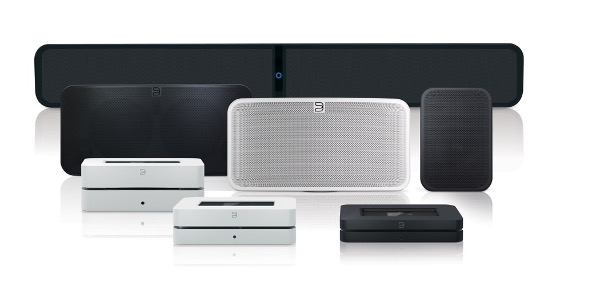 Bluesound Upgrades Family of Wireless Hi-Res Audio Products