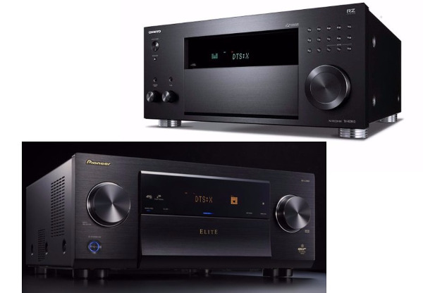 Onkyo and Pioneer Announce Dolby Vision Update