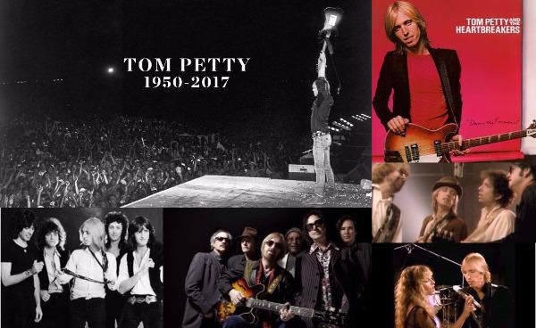 RIP: American Rock Icon Tom Petty