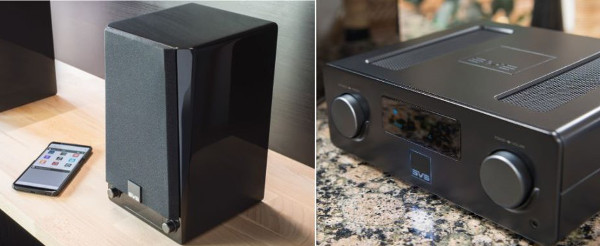 SVS Previews Wireless Speakers and Streaming Amp
