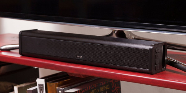 Zvox Expands AccuVoice Line of Dialogue-Boosting TV Speakers