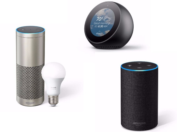 Amazon Focuses on Alexa with New Echos