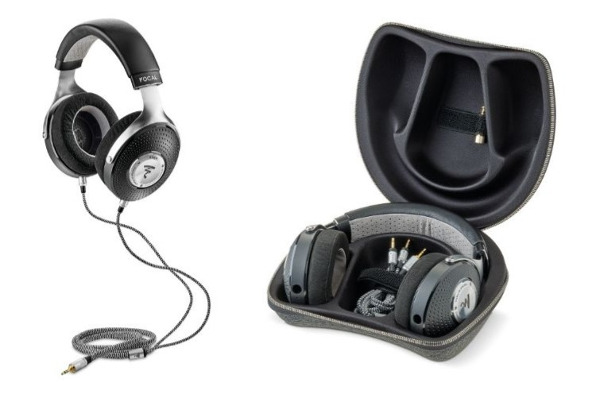 Focal Unveils High-End Closed-Back Headphones