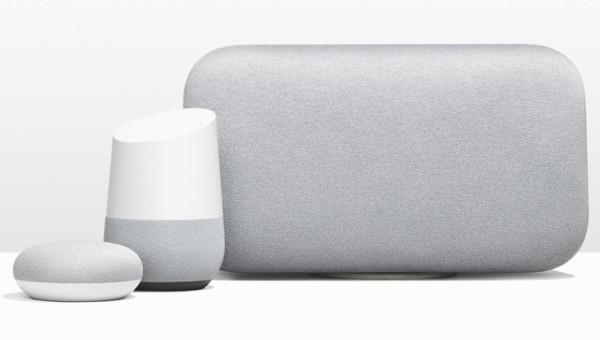 Google Steps Up its Smart Speaker Game