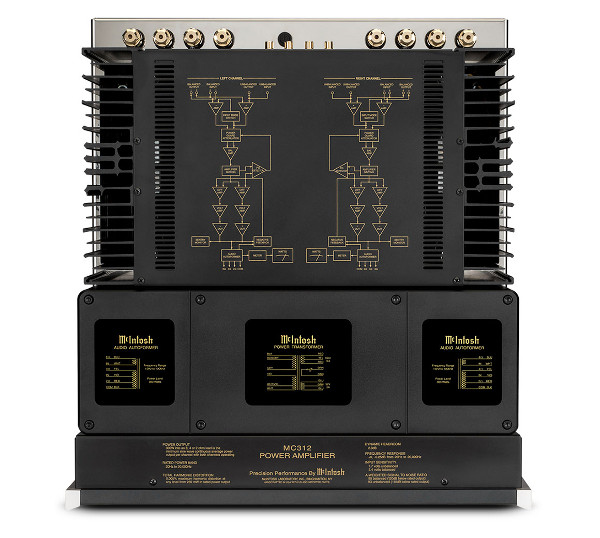McIntosh Boosts Dynamic Headroom of New Amplifier | Sound