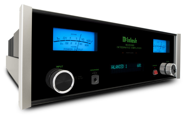 McIntosh Unveils its Smallest Solid-State Integrated Amp