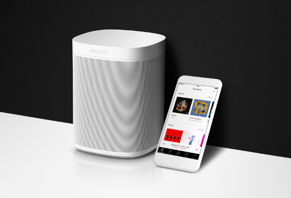 Sonos Enters Smart Speaker Fray with Support for 2 Voice Services