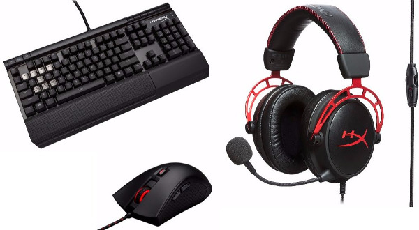 HyperX Gears Up for Holiday Gaming