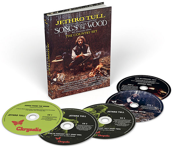 Jethro Tull: Songs From the Wood: 40th Anniversary Edition
