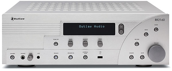 Outlaw RR2160 Stereo Receiver Review