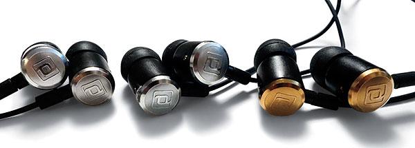 Periodic Audio Mg, Ti, and Be In-Ear Headphones