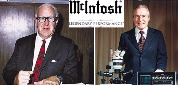 McIntosh Audio Pioneers Tagged for CTA Hall of Fame