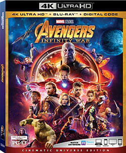 Avengers: Infinity War | Sound & Vision