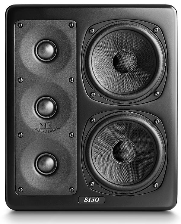 M&K Sound S150/S150t THX Ultra Speaker System Review | Sound & Vision