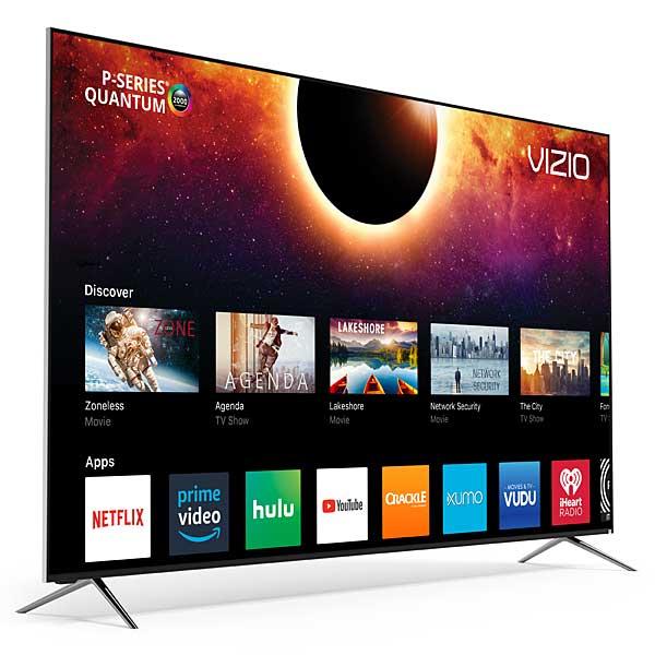 Vizio PQ65-F1 LCD Ultra HDTV Review Page 2   Sound & Vision