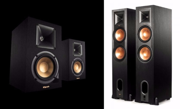 Klipsch Expands Powered Speakers Series