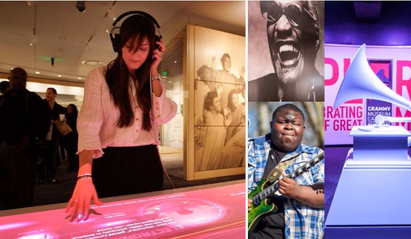 East Coast Grammy Museum Experience Now Open