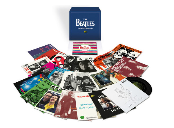 The Beatles Singles Collection Due in November