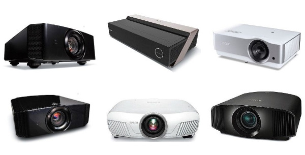 Best Projectors of 2018 (So Far)