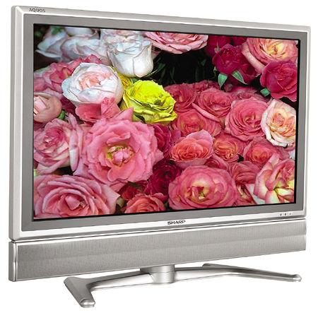 Sharp Aquos LC-45GX6U integrated digital HDTV   Sound & Vision