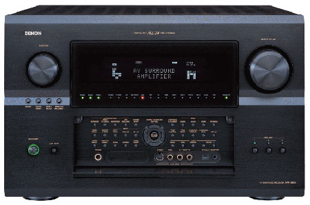 Denon Avr 5805 Av Surround Receiver Sound Amp Vision